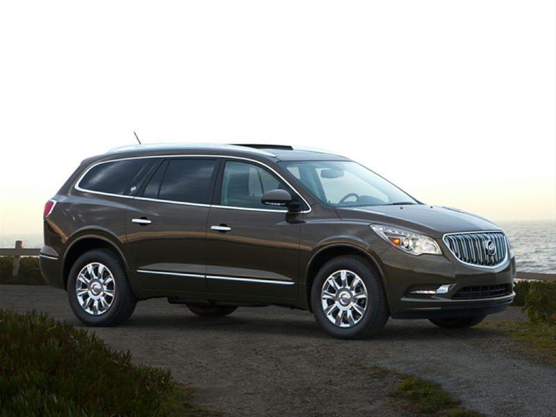 2017 Buick Enclave Premium All Wheel Drive For Sale In