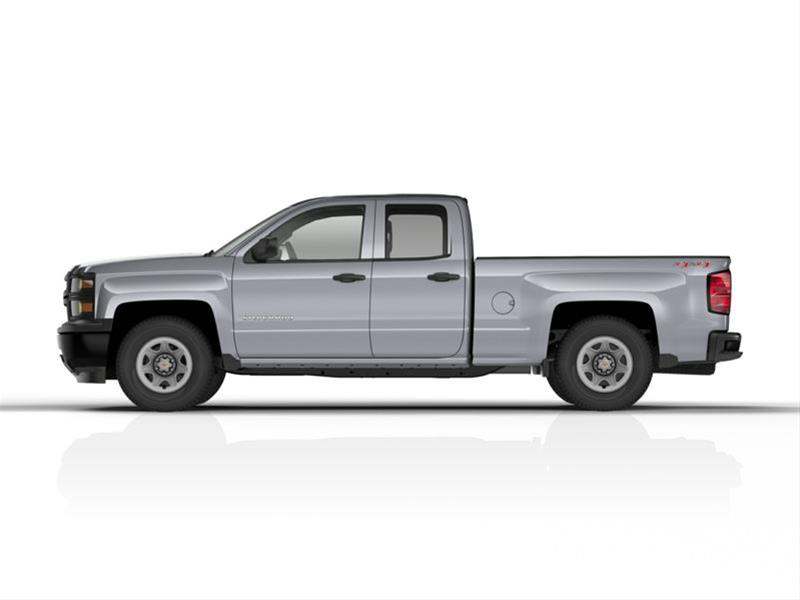 new 2015 chevrolet silverado 1500 wt 4x4 double cab 6 6 ft box 143 5 in wb rocky mountain. Black Bedroom Furniture Sets. Home Design Ideas