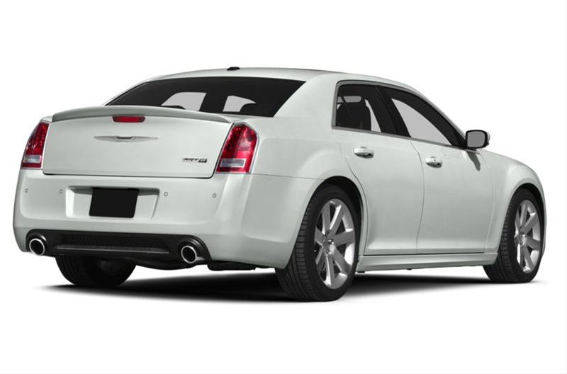 New 2014 Chrysler 300 Srt 4dr Rear Wheel Drive Sedan