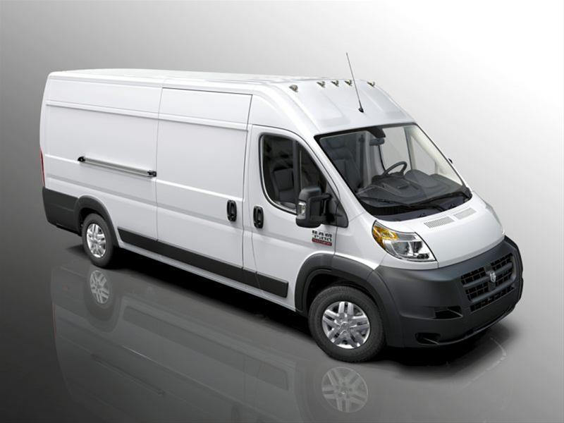 New 2018 Ram Promaster 3500 High Roof Extended Cargo Van
