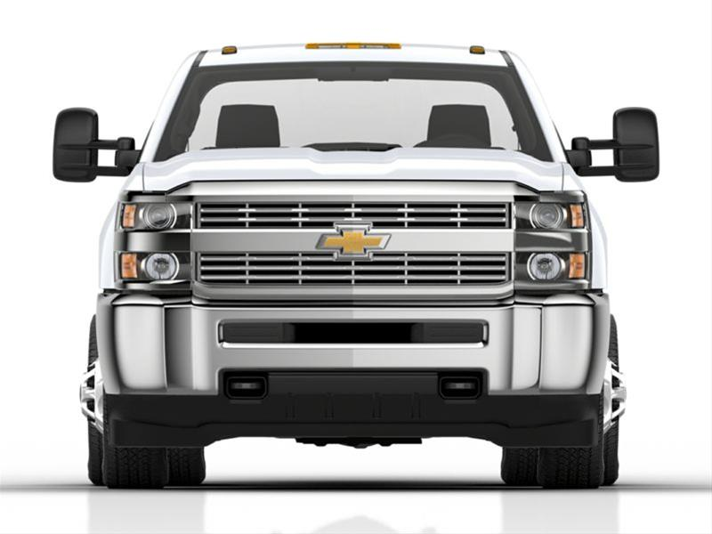 New 2015 Chevrolet Silverado 3500hd Chassis Wt 4x4 Regular