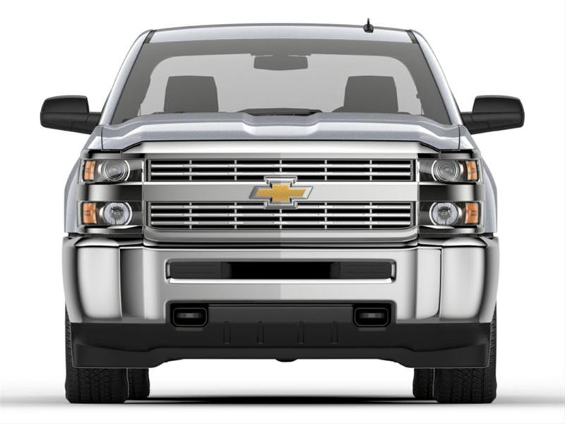 New 2017 Chevrolet Silverado 2500HD LT 4x2 Regular Cab 8 ft. box 133.6 in. WB Barrie and ...