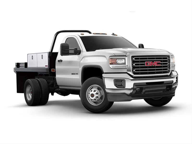 New 2019 Gmc Sierra 3500hd Chassis Base 4x2 Regular Cab