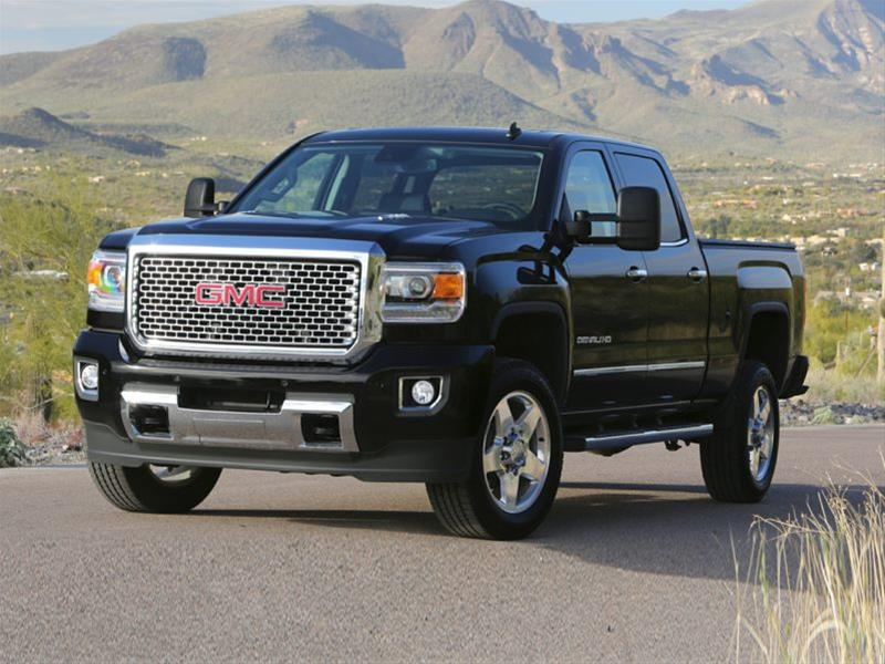 2017 gmc sierra 3500hd denali 4x4 crew cab 8 ft box 167 7 in wb srw for sale in toronto. Black Bedroom Furniture Sets. Home Design Ideas