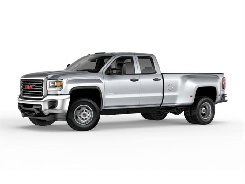 new 2015 gmc sierra 3500hd sle 4x4 double cab 8 ft box. Black Bedroom Furniture Sets. Home Design Ideas