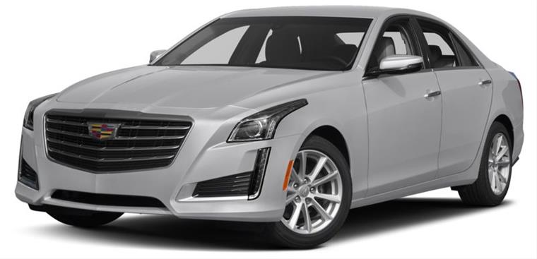 2018 Cadillac CTS 3.6L Luxury 4dr All-wheel Drive Sedan For Sale in