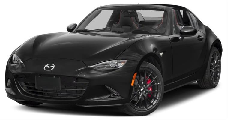 2018 mazda mx-5 rf gs (a6) 2dr coupe for sale in whitby, oshawa
