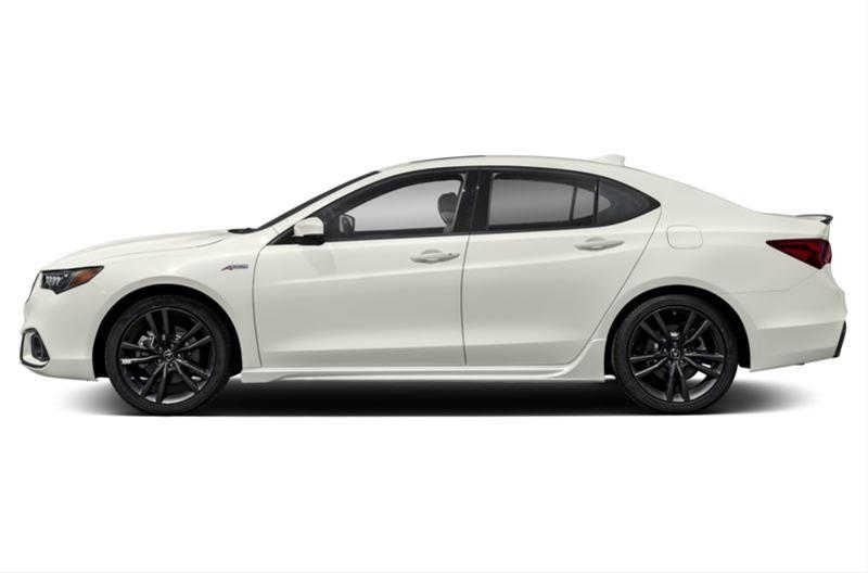 2018 Acura TLX Elite A-Spec w/Red Leather Interior (DCT ...