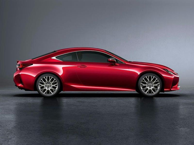 new 2021 lexus rc 300 base 2dr all-wheel drive coupe , ontario