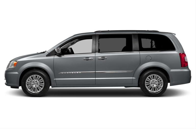 New 2016 Chrysler Town Amp Country Premium Front Wheel Drive
