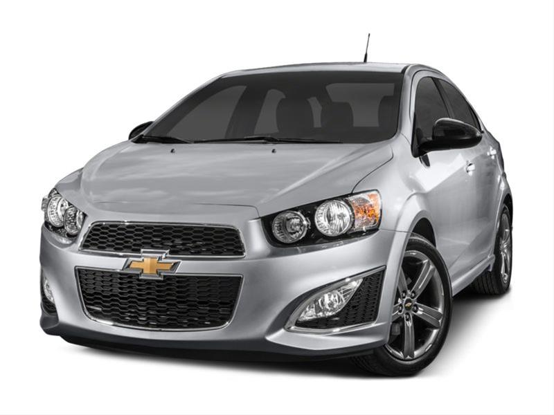 new 2015 chevrolet sonic rs manual 4dr sedan barrie and surrounding area ontario. Black Bedroom Furniture Sets. Home Design Ideas