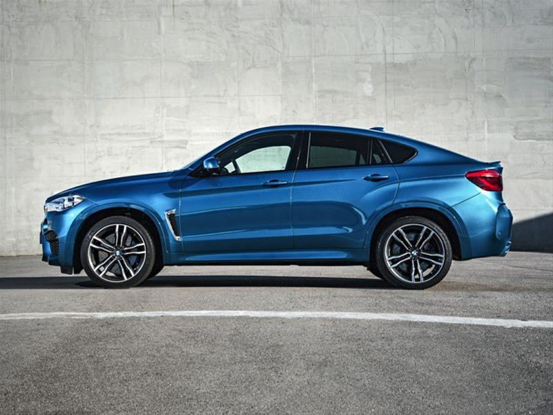 2019 Bmw X6 M Base 4dr All Wheel Drive Sports Activity