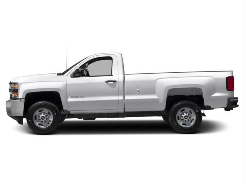 2018 Chevrolet Silverado 2500HD WT 4x2 Regular Cab 8 ft. box 133.6 in. WB For Sale in Toronto ...