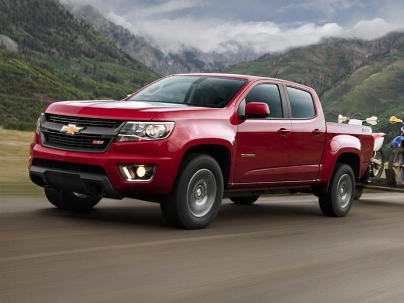 2018 Chevrolet Colorado Lt 4x2 Crew Cab 5 Ft Box 128 3 In