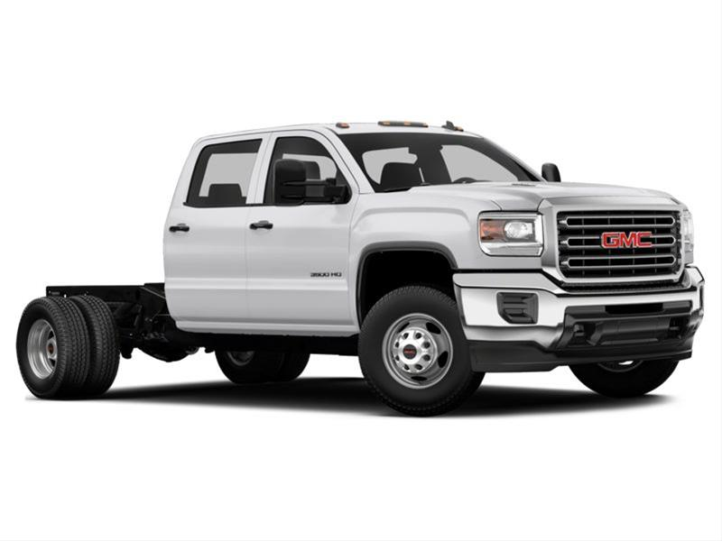 new 2015 gmc sierra 3500hd chassis sle 4x4 crew cab 171 5. Black Bedroom Furniture Sets. Home Design Ideas