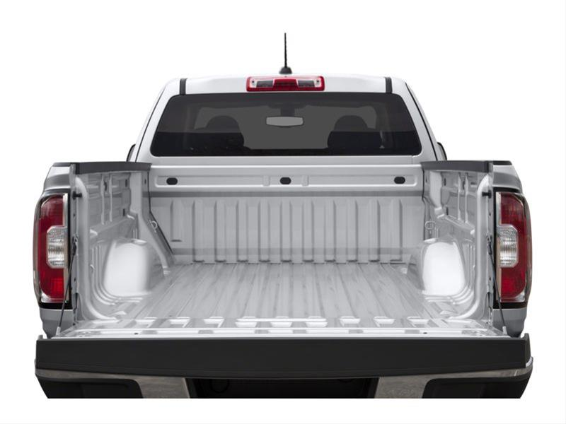 new 2017 gmc canyon sl 4x2 extended cab 6 ft box 128 3 in wb rocky mountain house red deer. Black Bedroom Furniture Sets. Home Design Ideas