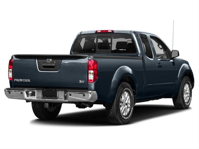 new 2016 nissan frontier sv a5 4x4 king cab 6 ft box 126 in wb milton oakville mississauga. Black Bedroom Furniture Sets. Home Design Ideas