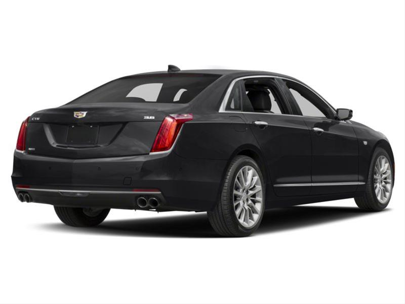 2017 cadillac ct6 3 0l twin turbo luxury 4dr all wheel. Black Bedroom Furniture Sets. Home Design Ideas