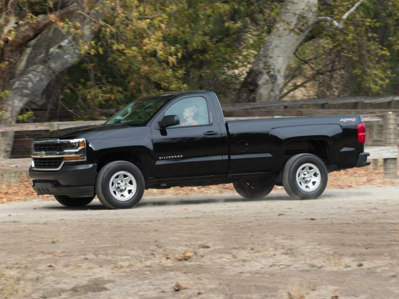new 2016 chevrolet silverado 1500 ls 4x4 regular cab 6 6 ft box 119 in wb barrie and. Black Bedroom Furniture Sets. Home Design Ideas