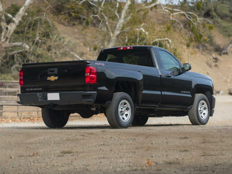 new 2016 chevrolet silverado 1500 wt 4x2 regular cab 8 ft box 133 in wb barrie and surrounding. Black Bedroom Furniture Sets. Home Design Ideas