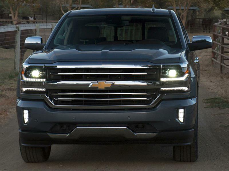 new 2016 chevrolet silverado 1500 high country 4x4 crew cab ft box 143 5 in wb rocky. Black Bedroom Furniture Sets. Home Design Ideas