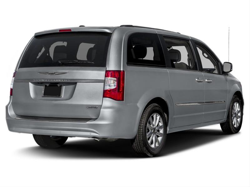 Bustard Chrysler Waterloo >> New 2016 Chrysler Town & Country Limited Front-wheel Drive ...