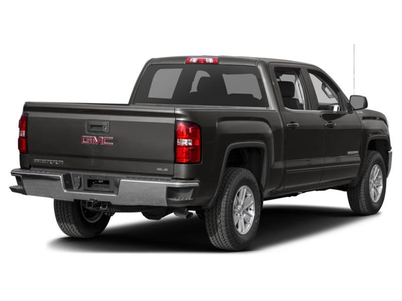 new 2016 gmc sierra 1500 sle 4x4 crew cab 6 5 ft box 153 in wb barrie and surrounding area. Black Bedroom Furniture Sets. Home Design Ideas