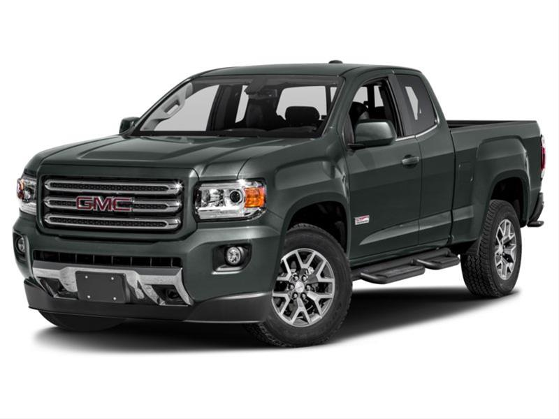 2018 gmc canyon all terrain w leather 4x4 extended cab 6. Black Bedroom Furniture Sets. Home Design Ideas