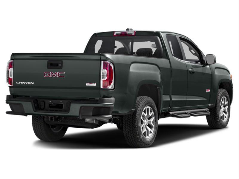 new 2016 gmc canyon slt 4x2 extended cab 6 ft box 128 3 in wb rocky mountain house red deer. Black Bedroom Furniture Sets. Home Design Ideas