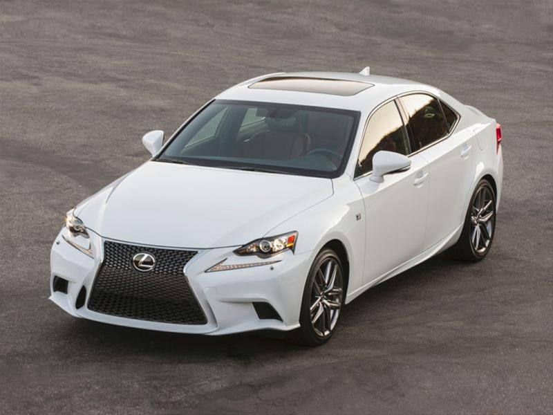 New 2016 Lexus Is 300 Base 4dr All Wheel Drive Sedan Ontario