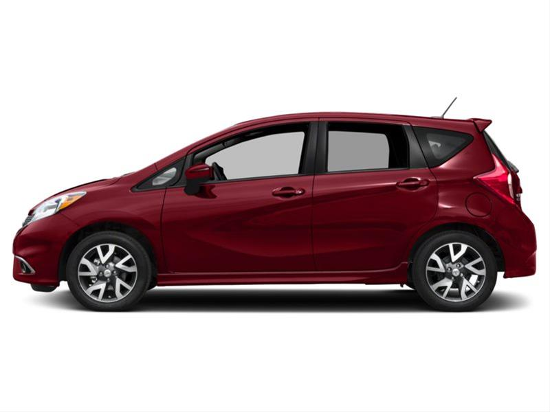 new 2016 nissan versa note 1 6 sr cvt 4dr hatchback. Black Bedroom Furniture Sets. Home Design Ideas