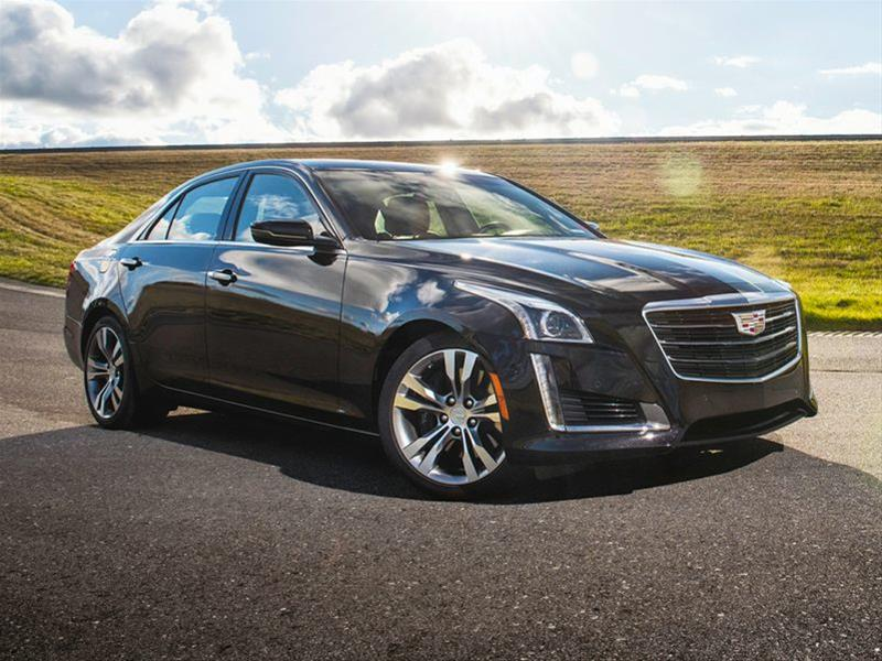 2018 cadillac cts 2 0l turbo 4dr all wheel drive sedan for. Black Bedroom Furniture Sets. Home Design Ideas