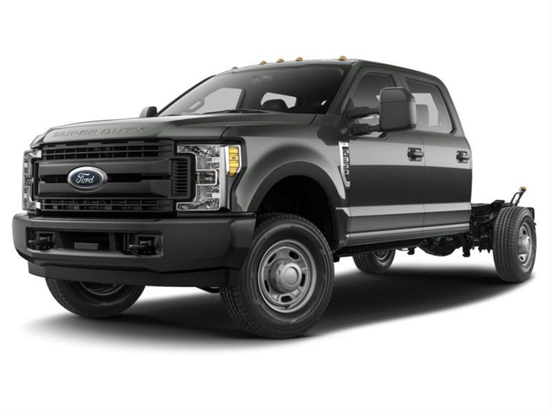 new 2017 ford f 350 chassis xl 4x4 sd crew cab 179 in wb. Black Bedroom Furniture Sets. Home Design Ideas