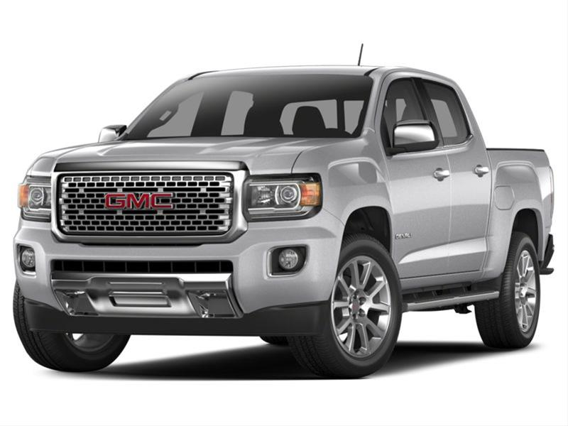New 2017 GMC Canyon Denali 4x4 Crew Cab 5 ft. box 128.3 in ...