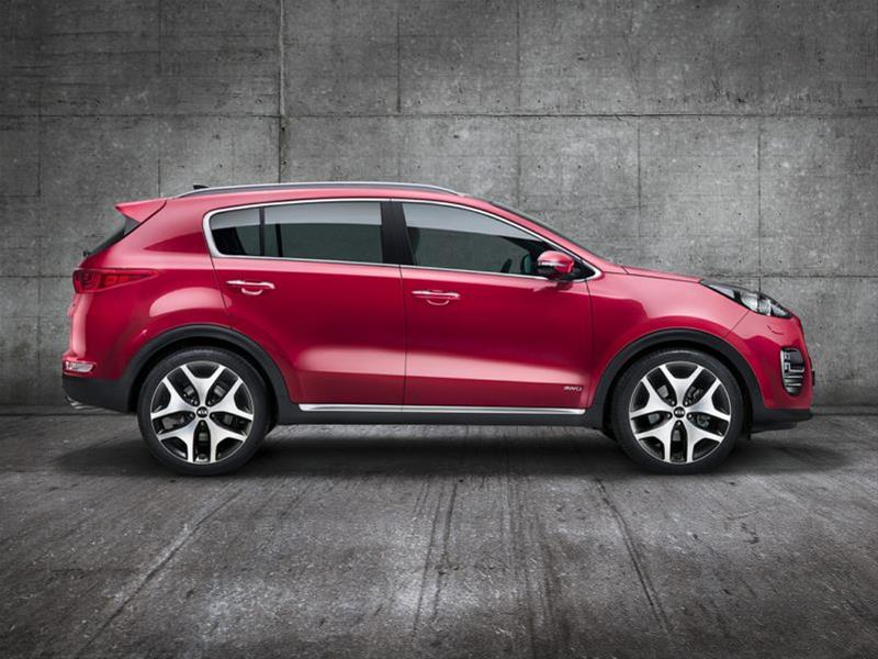 2019 Kia Sportage LX 4dr Front-wheel Drive For Sale In