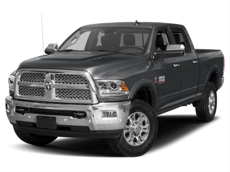 Newmarket Drive Test Centre >> 2018 RAM 2500 Laramie 4x2 Crew Cab 6.3 ft. box 149 in. WB ...