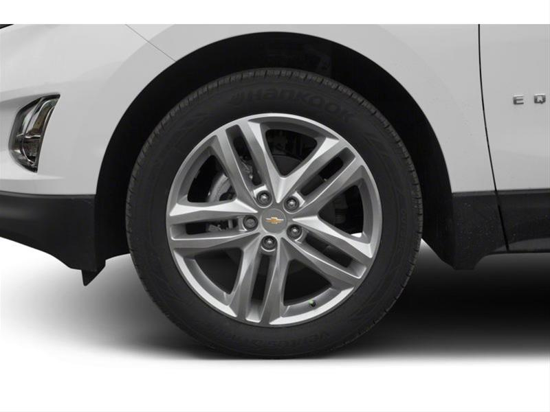 2018 Chevrolet Equinox Premier W 3lz All Wheel Drive For