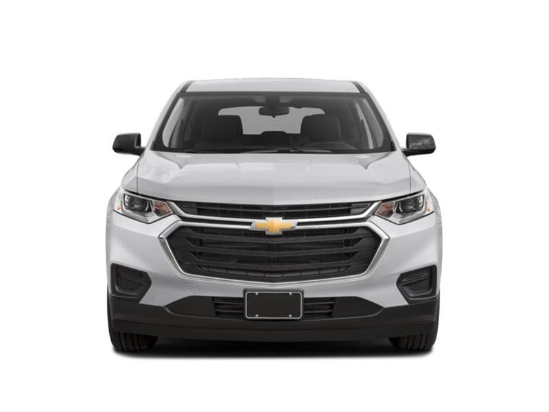 New 2018 Chevrolet Traverse Ls W 1ls Front Wheel Drive