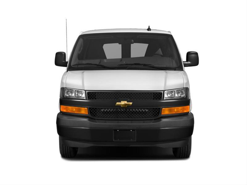 2018 Chevrolet Express 3500 Work Van Rear Wheel Drive