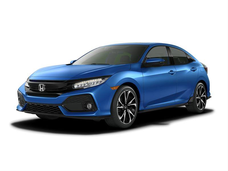 2018 honda civic sport touring m6 4dr hatchback for sale in peterborough cobourg lindsay. Black Bedroom Furniture Sets. Home Design Ideas