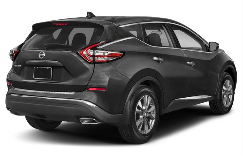 New 2018 Nissan Murano Platinum 4dr All-wheel Drive Milton, Oakville, Mississauga, Georgetown ...
