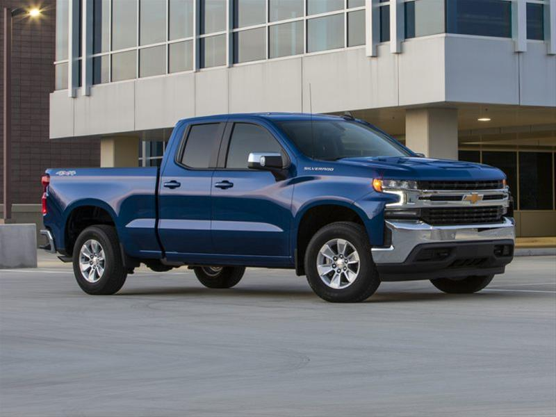 2019 chevrolet silverado 1500 work truck 4x2 double cab 6. Black Bedroom Furniture Sets. Home Design Ideas