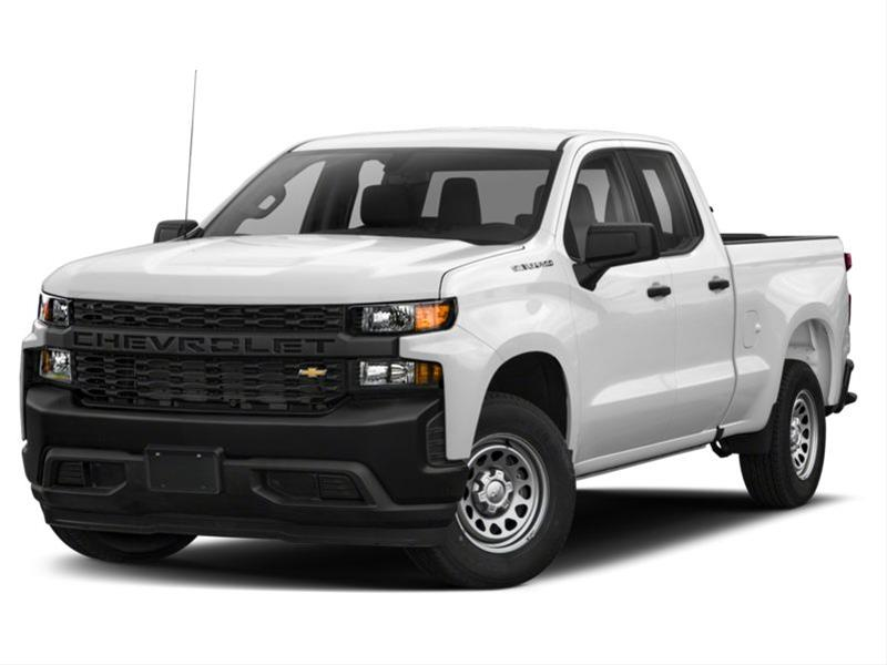 New 2019 Chevrolet Silverado 1500 Work Truck 4x2 Double ...