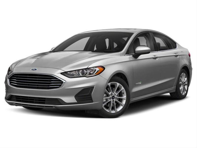 ford fusion hybrid se dr front wheel drive sedan