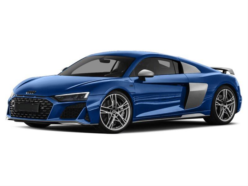 new 2021 audi r8 5.2 v10 2dr rear-wheel drive coupe , ontario